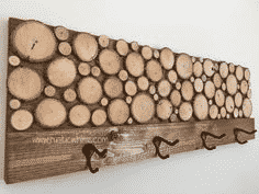 Fogas fából