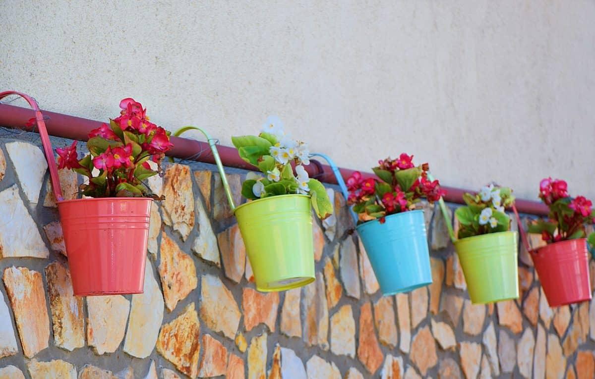 7+1 fantasztikus ötlet, hogyan csinálj kertet az erkélyeden