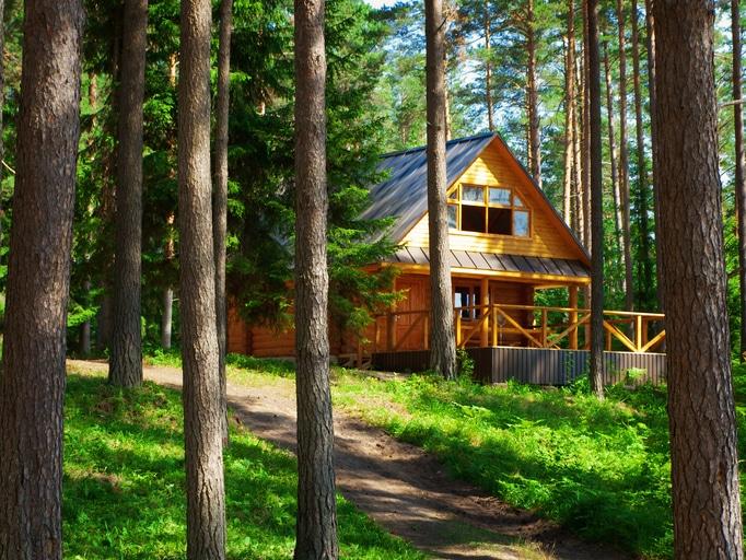 A faházak 7 előnye – Ezért építtess gerendaházat
